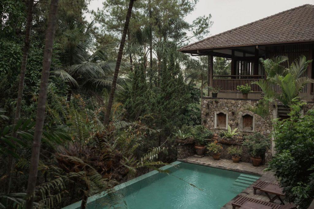 penginapan airbnb di bandung untuk pasangan